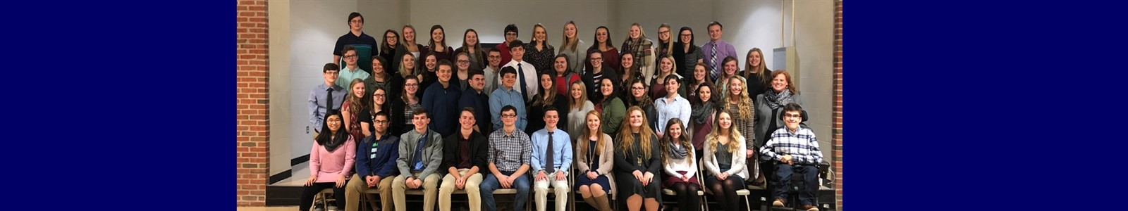 National Honor Society 2019
