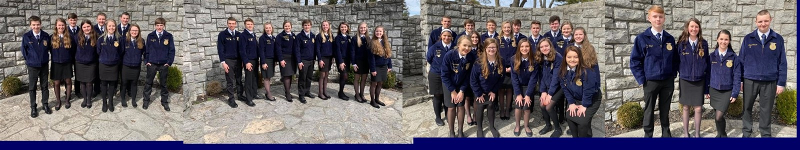 Congratulations Spencer County FFA