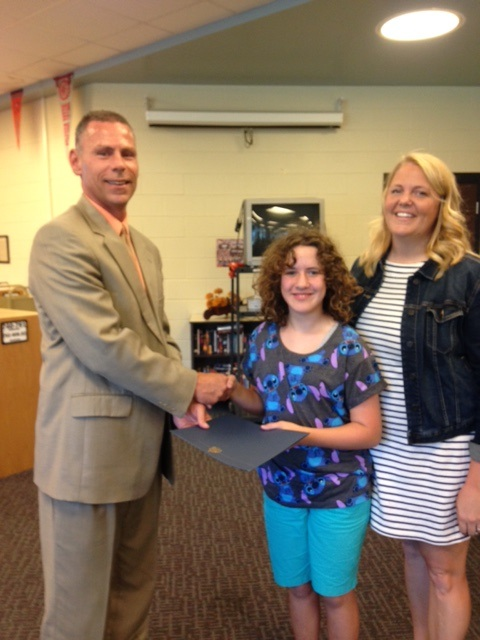 Board of Education Recognitions