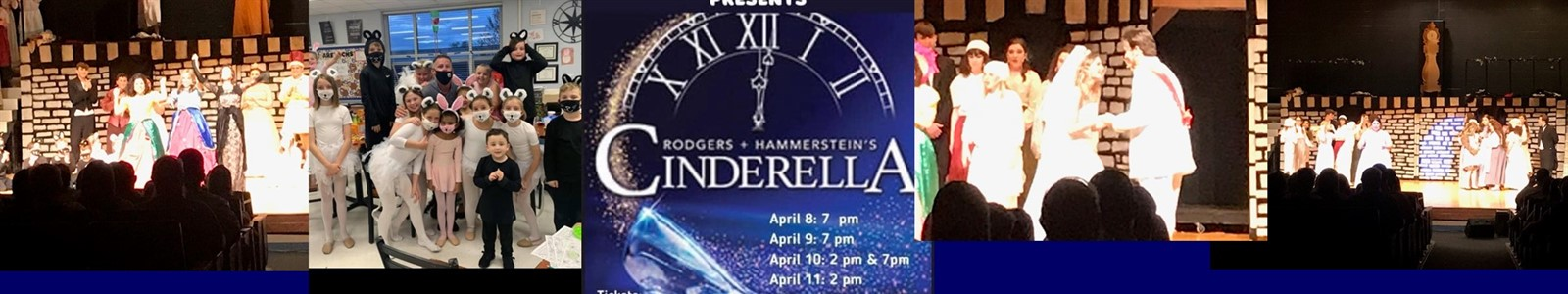 Spring Production of Cinderella